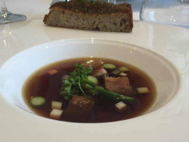 'Mutton Broth' at Goodwood Racecourse
