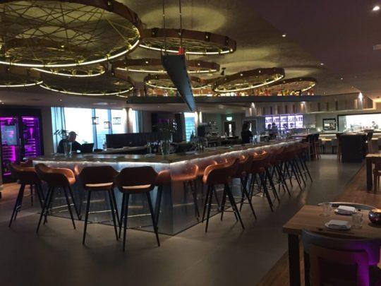 Inside Rofuto, Birmingham