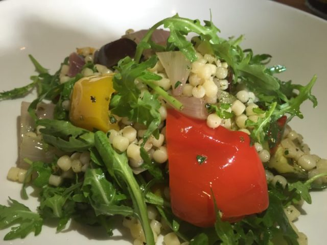 Fregula at the White Horse, Balsall Common