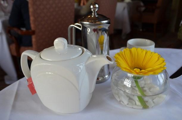 Afternoon tea at Billesley Manor