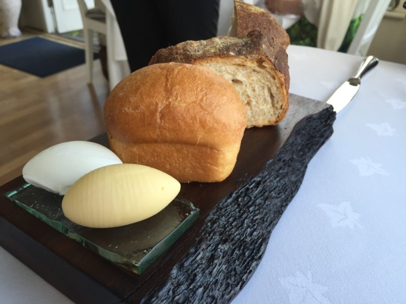 Bread at Driftwood, Portscatho