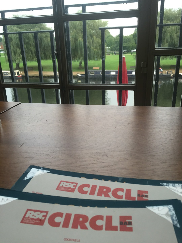 Circle Bar, RSC, Stratford