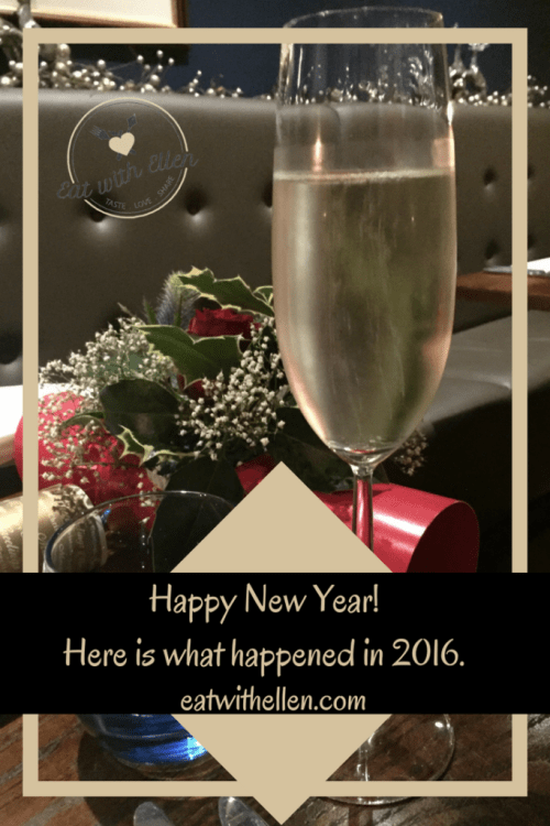 HAPPY NEW YEAR – AND 2016 IN REVIEW