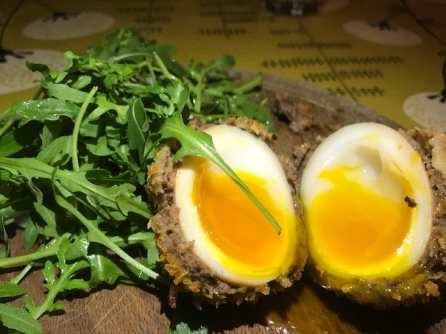 Scotch Egg at The Ship Inn, Rye