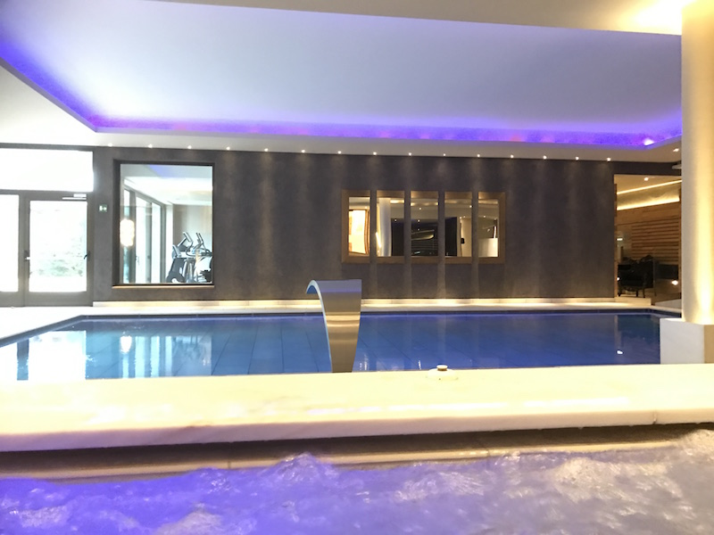Spa at the Hotel Aaritz, Selva