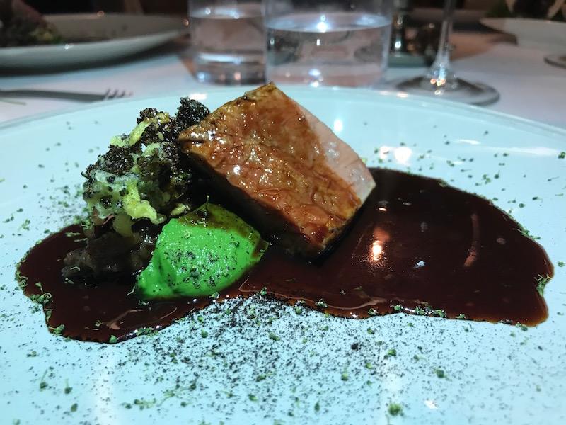 Beef at Restaurant 23, Leamington Spa