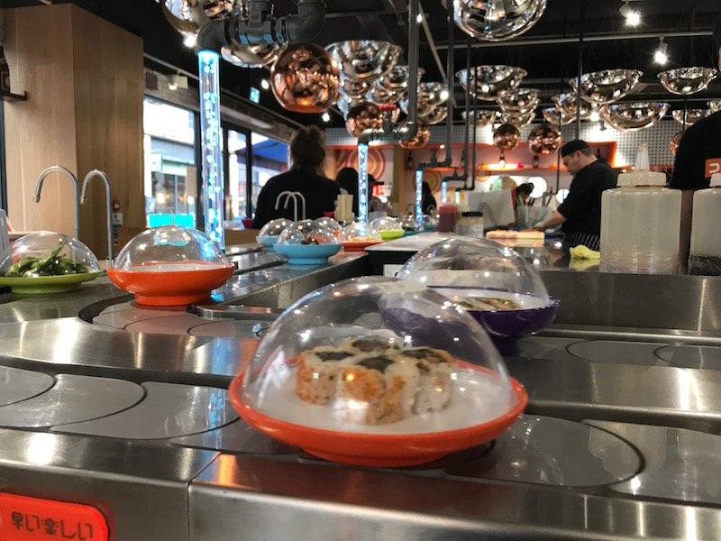 Yo! Sushi in Leamington Spa