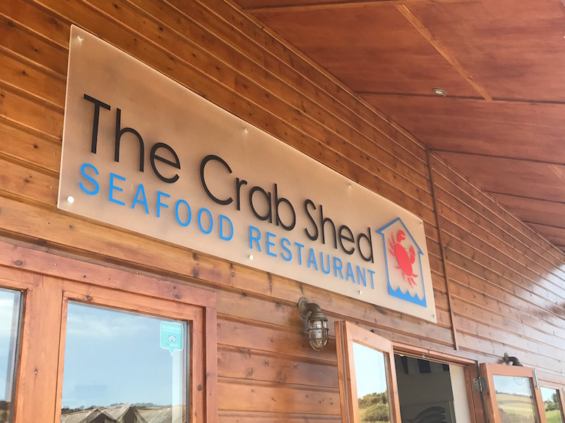 The Crab Shed, Salcombe