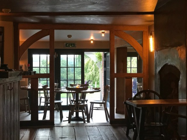 The Mash Inn, Radnage