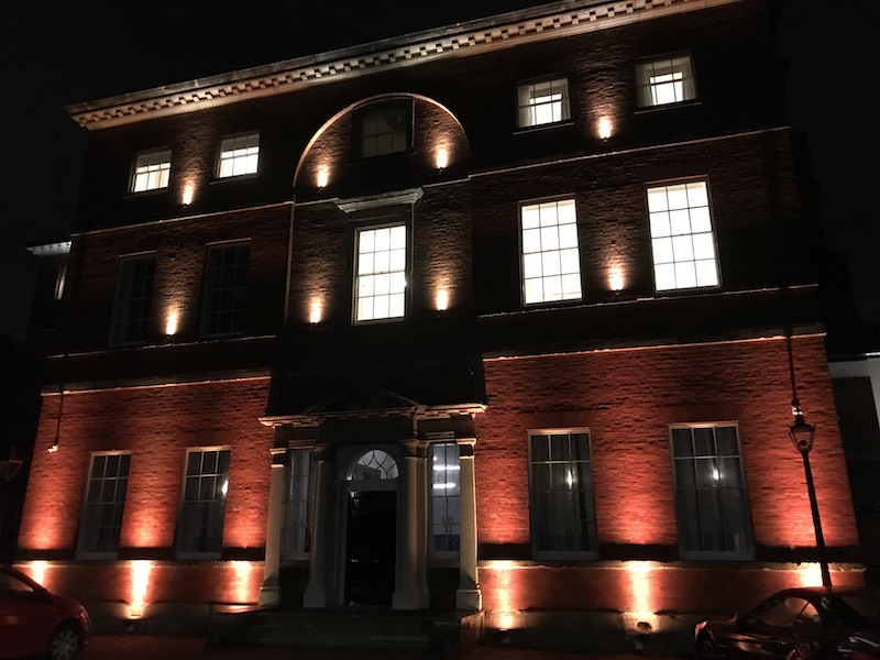 Winstanley House, Leicesterr