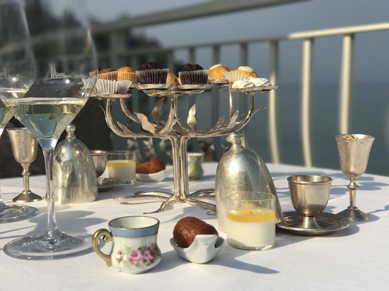 Little sweets at La Speranzina, Sirmione, Lake Garda