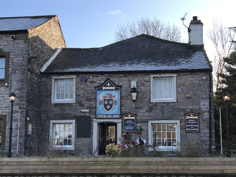 The Strickland Arms, Penrith