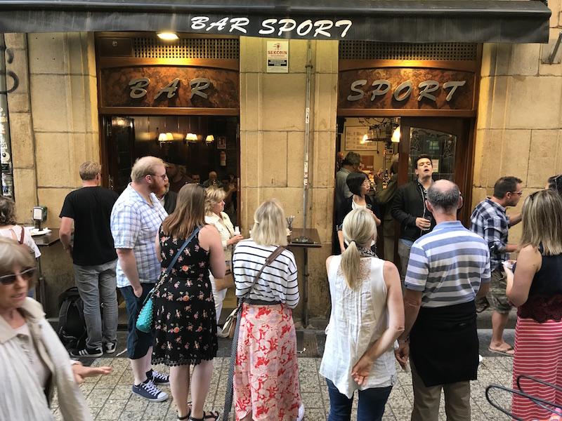 Bar Sport, San Sebastian