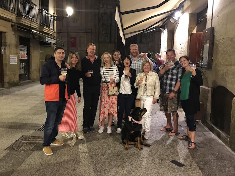 Pintxos Tour, San Sebastian