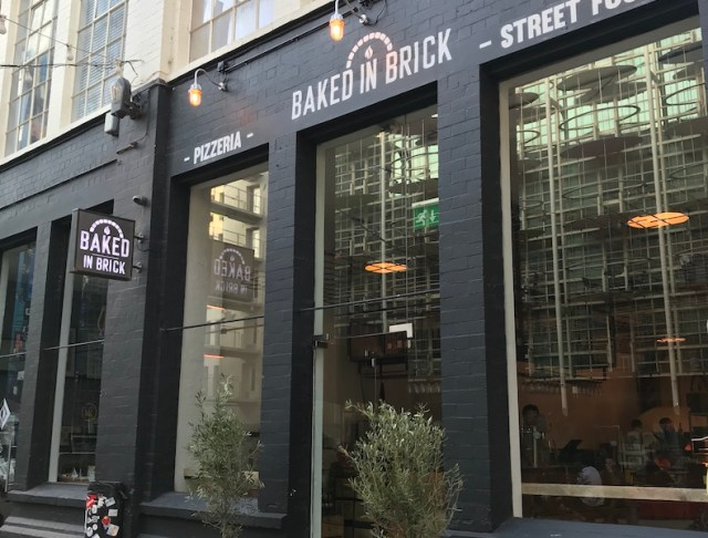 Baked in Brick, Birmingham
