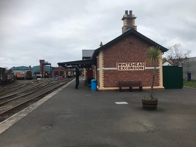Whitehead Railway Museum
