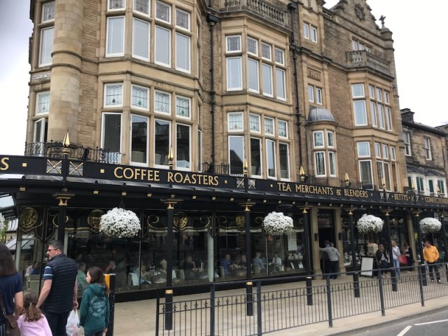 Bettys, Harrogate
