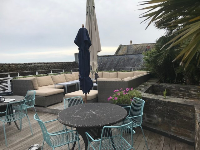 Hotel Tresanton, St Mawes