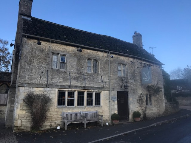 Masons Arms, Meysey Hampton