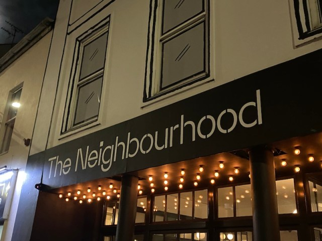 The Neighbourhood, Leamington Spa