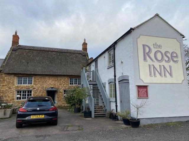 Rose Inn, Willoughby