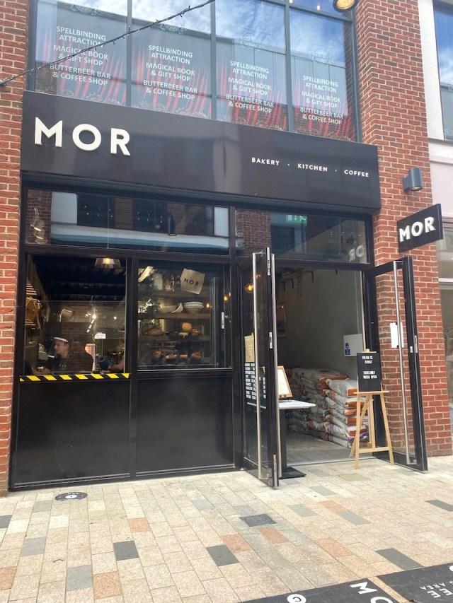 MOR Bakery, Stratford