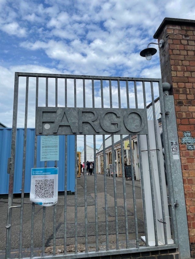 Factory at FarGo Village Coventry