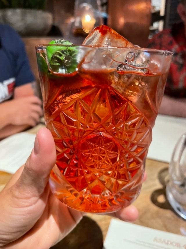 Asador 44 cocktail