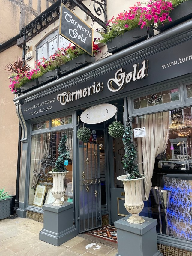 Turmeric Gold, Coventry