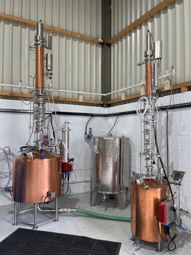 Rugby Distillery