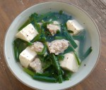 Tofu and Chinese Chives Soup Recipe
