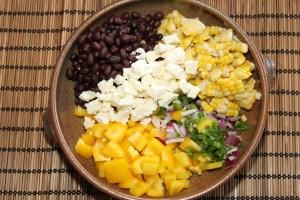 Wild Rice Salad with Corn & Black Beans