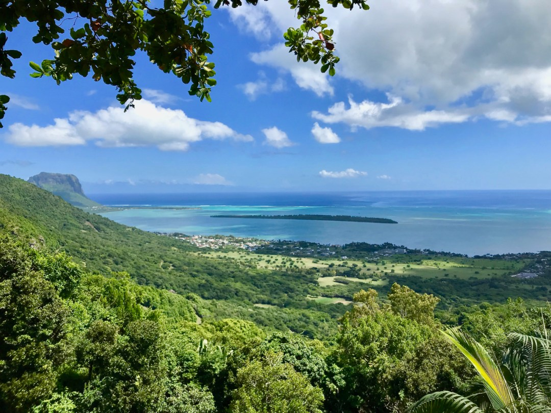 Food with a View: Mauritius, Africa