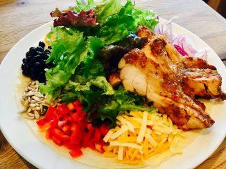 Ron Herman Cafe Salad