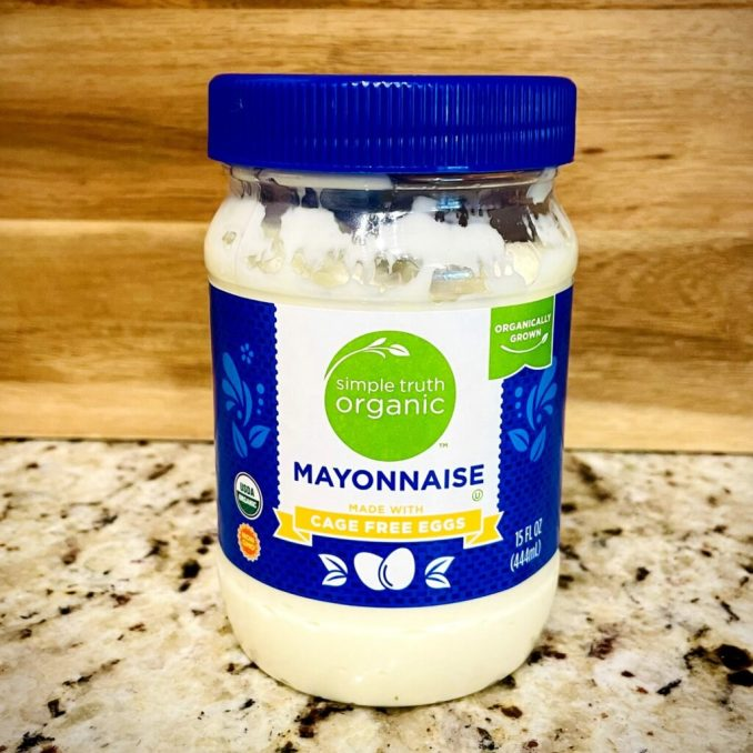 Mayonnaise Organic