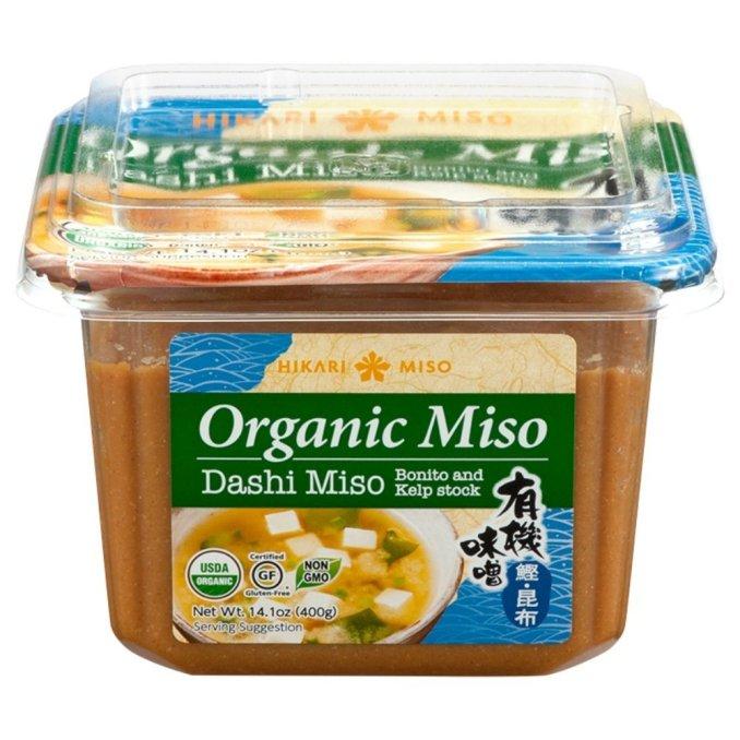 Organic Miso Dashi