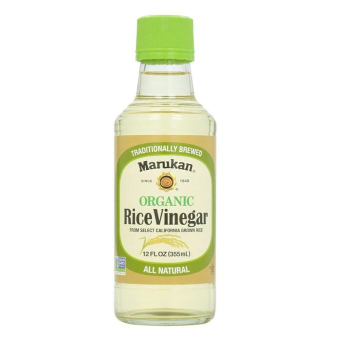 Organic Rice Vinegar Single
