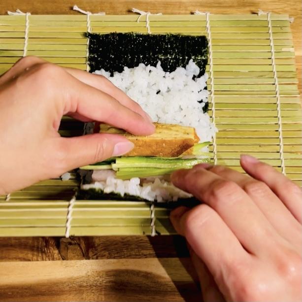 Making Sushi Rolls - EATwithOHASHI.com