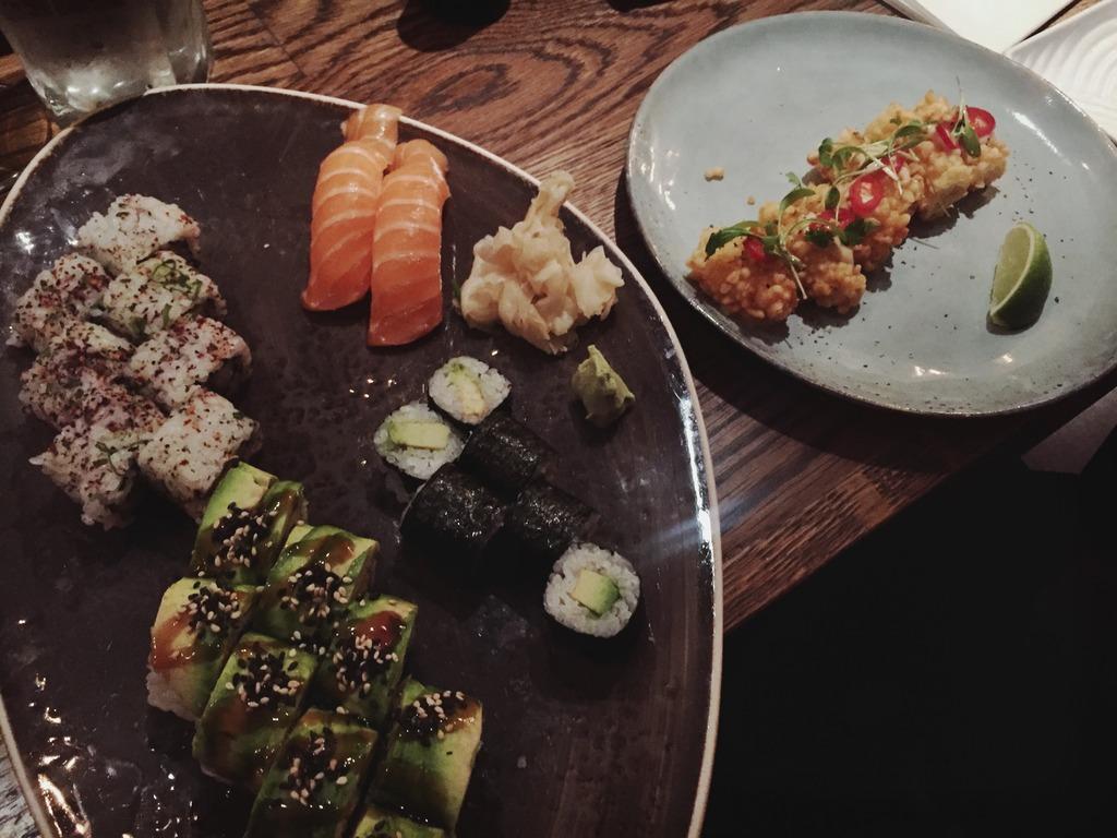Sticks n Sushi 1