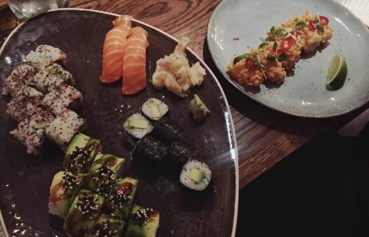 Sticks'n'Sushi, Covent Garden