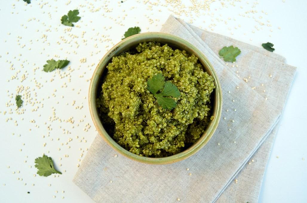 Green Quinoa