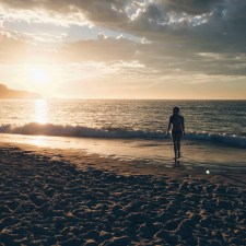Sunrise Over Bondi Beach