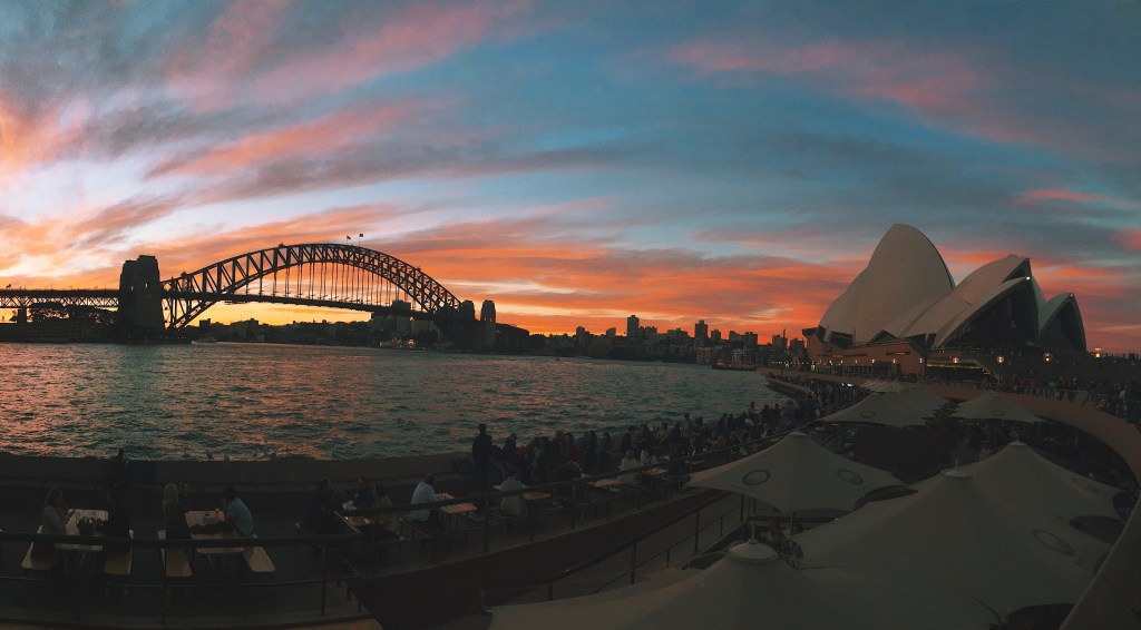 Circular Quay, Sydney | eat, write + explore