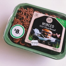 Minced: Reviewing Funky Fields New Plant-Based Mince