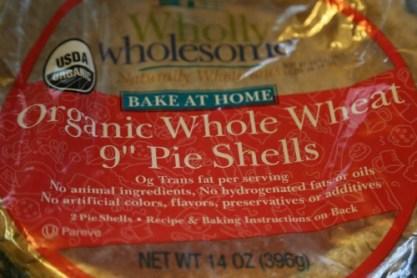 quiche pie shell