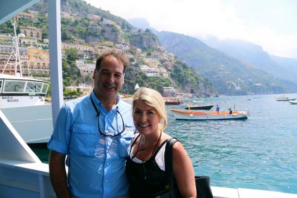Amalfi James and Me