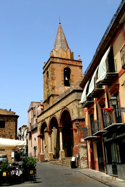 Castelbuono steeple