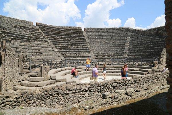 Pompeii 2 arena
