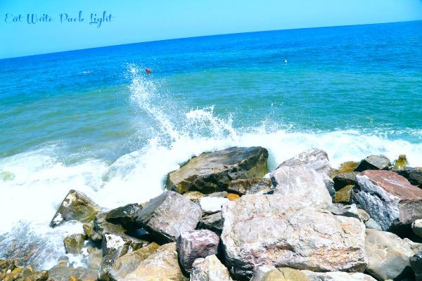 Sicily Tusa Waves