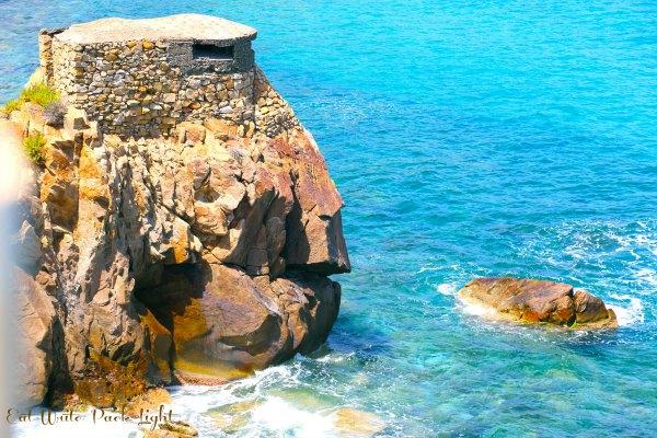 Sicily beautiful forts